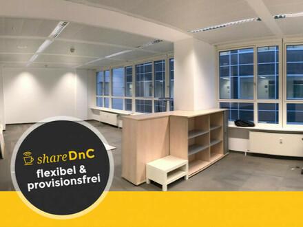 Büroraum möbliert zur Untermiete frei - All-in-Miete