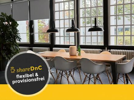 Loftbüro - modern eingerichtet und vielseitig nutzbar - All-in-Miete