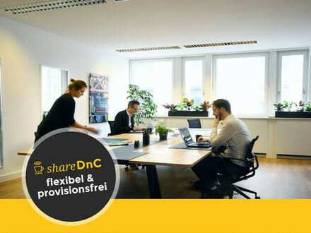 Arbeitsplätze und Büroräume in produktiver Atmosphäre in Oberhausen - All-in-Miete