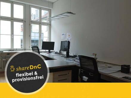 Büroraum oder Arbeitsplätze in kreativem Umfeld in Wangen - All-in-Miete