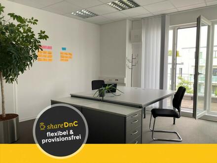 Helle Büroräume - ideal für Start-ups! - All-in-Miete