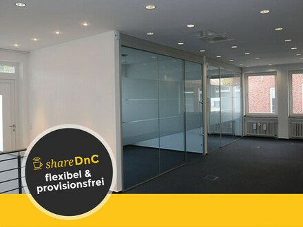 Eigenständige Bürofläche mit separatem Eingang - All-in-Miete