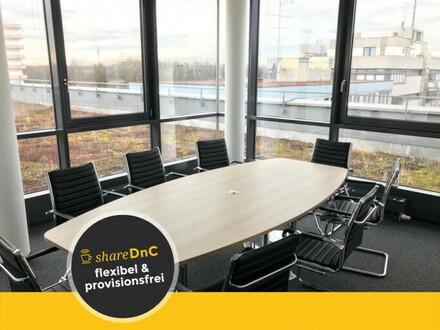 Moderner und heller Büroraum in der Nähe vom FIZ BMW - All-in-Miete