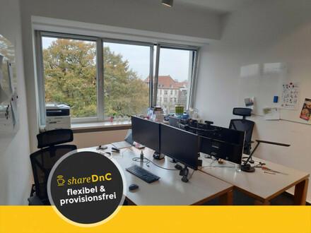 Moderne Büroräume im Herzen von Münster - All-in-Miete