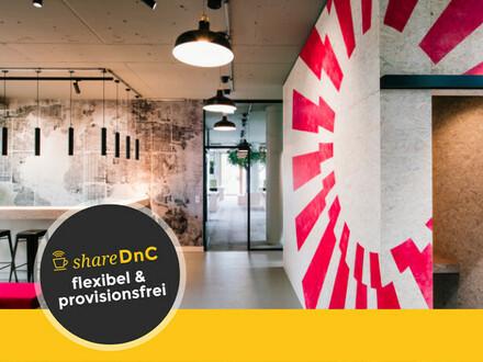Moderne Arbeitsplätze in neuem Coworking-Space in Gelsenkirchen - All-in-Miete