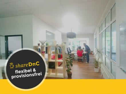 Moderne Arbeitsplätze in Bürogemeinschaft in ruhiger Lage - All-in-Miete