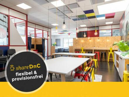 Coworkstatt Frankfurt - Büroräume und Schreibtischplätze - All-in-Miete