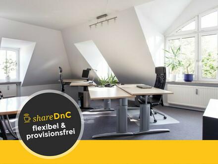 Einzelbüro in Bürogemeinschaft - All-in-Miete