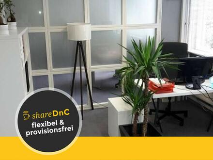 Büro in Bürogemeinschaft mit ruhigem Innenhof am Kudamm - All-in-Miete