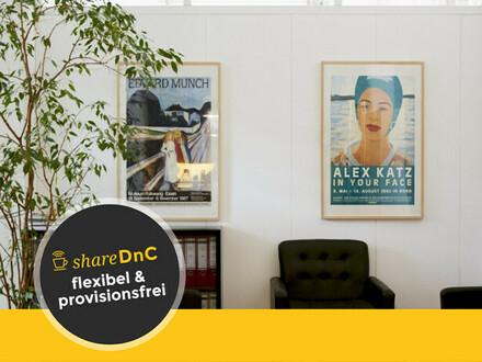 Loftbüro in Sülz mit genügend Coronaabstand - All-in-Miete