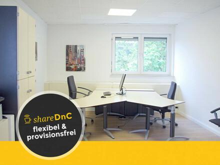 Büroraum in moderner Bürogemeinschaft in Frankfurter Innenstadt - All-in-Miete