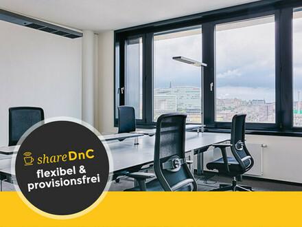 Moderne Büroräume im Campus Tower| sofort bezugsfertig - All-in-Miete