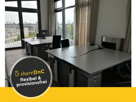 Co-Working im Penthouse-Loft - All-in-Miete