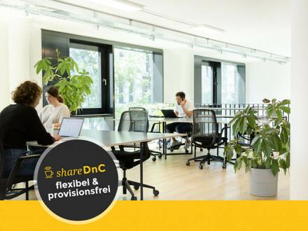 Private Büros und einzelne Arbeitsplätze im Herzen von Hamburg - All-in-Miete