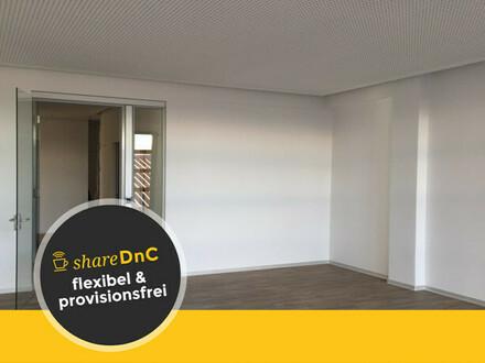 Helle und neu ausgebaute Büros in Fechenheim - All-in-Miete