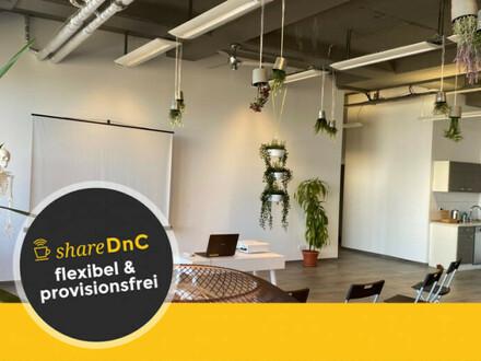 LOFT Büro und Schreibtischplätze im Coworking Space im Münchner Westen - All-in-Miete