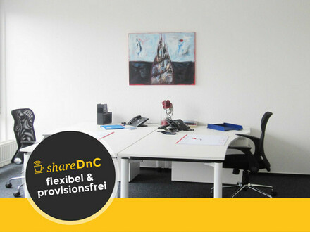 Helles und gut ausgestattetes Büro in Borbeck - All-in-Miete