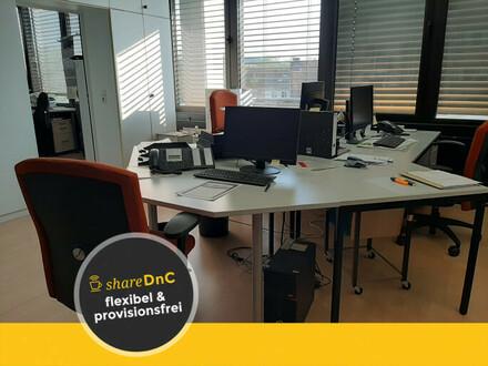 2 Arbeitsplätze im Großraumbüro - All-in-Miete
