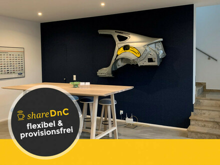 Moderne Büroräume in familiärer Bürogemeinschaft in Köln-Dellbrück - All-in-Miete