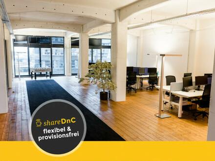 Moderne Arbeitsplätze in netter Bürogemeinschaft in Bremen - All-in-Miete