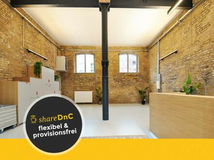 Vom Teambüro bis zum HQ flexible Büros in saniertem Brauereigebäude - All-in-Miete