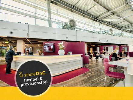 Ruhiges Homeoffice im Flughafen ab 1.10.2020 - All-in-Miete