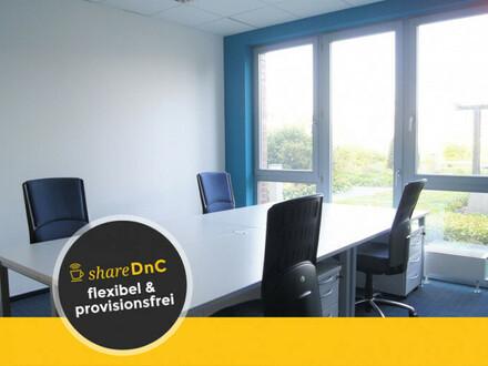 Voll ausgestattete Büroräume, Dachterrasse & Konfi mit Domblick! - All-in-Miete