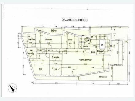 Imst Zentrum-Penthouse-170m²