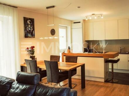 Elegantes Eigenheim mit Balkon und 2 Garagenplätze - Bestlage!!
