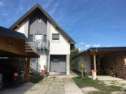 Generationenhaus in ruhiger Siedlungslage!
