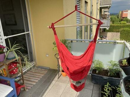 Familien-Traum-Wohnung mit Sonnenbalkon