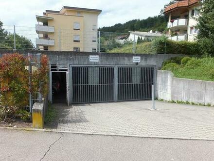 Stellplatz Tiefgarage in 71540 Murrhardt Alm zu vermieten