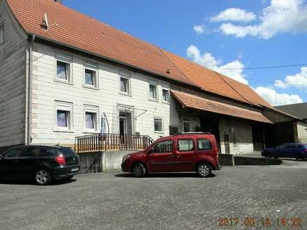 Bauerhnhaus / Hofstelle
