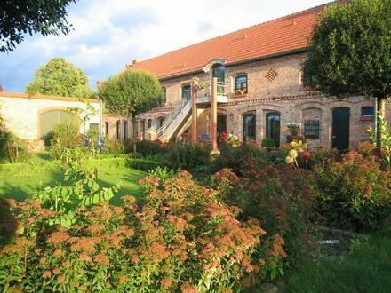 Schöner Wohnen in einem sanierten Bauernhaus Nähe Beelitz