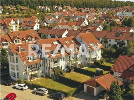 REMAX - Keine Käuferprovision! Top 2 1/2 Zi.- ETW – Blick auf Wald und Schloss – uneinsehbarer Balkon