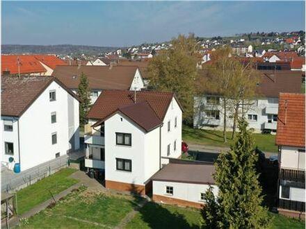 REMAX - Keine Käuferprovision! Zweifamilienhaus – ruhige Wohnlage in Herbrechtingen - großer Garten mit Südausrichtung