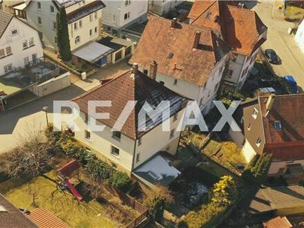 REMAX - Keine Käuferprovision - Villenartiges Stadthaus mit Stil – ruhig - zwischen Impuls und Idylle