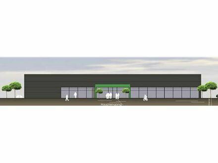 REMAX - Neubau - Erstbezug - Beste Lage! Gewerbehalle in Illertissen zu vermieten