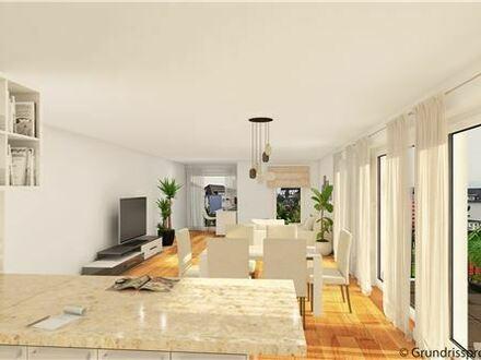 REMAX - Attraktive Neubau-Wohnung mit schöner Aussicht