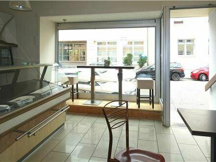 REMAX - Bäckerei/Ladenlokal in Toplage in Ulm