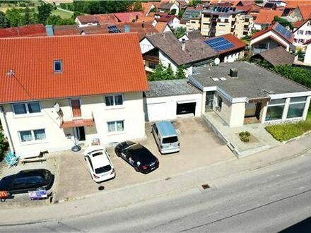 REMAX - Keine Käuferprovision! Wohnhaus mit viel Potential – 2 Wohnungen – 1 Büro