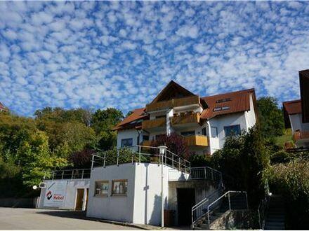 REMAX - Keine Käuferprovision! 2 1/2 Zi.- ETW mit Westbalkon – kleine Wohnanlage – direkt am Waldrand