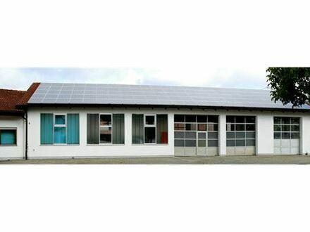 REMAX - Werkstatt – komplett eingerichtet - in bester Lage zu vermieten!