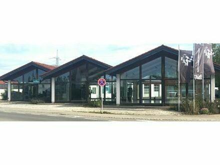 REMAX - Autohaus mit Werkstatt in bester Lage zu vermieten!