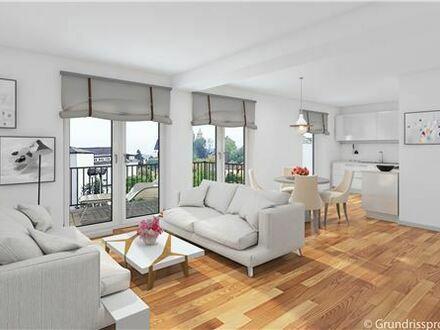 REMAX - Attraktive Neubau-Wohnung ideal für die Familie oder für das Paar.