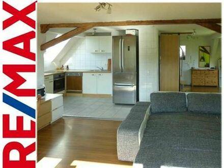 REMAX - 2,5 Zimmer-Wohnung mit DG-Ausbau in Allmendingen