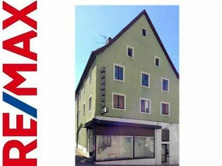 REMAX - Investoren aufgepasst: Stadthaus mit Potenzial