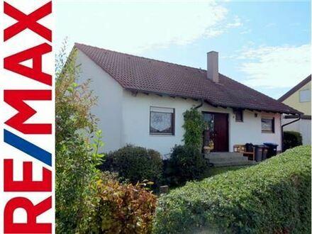 REMAX - Einfamilienhaus mit Einliegerwohnung im Aurain