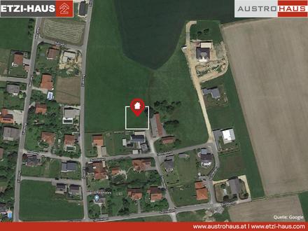 Taiskirchen: Grund + Ziegelhaus ab € 308.840,-