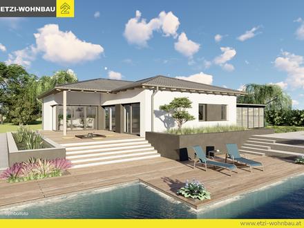 Moderner Bungalow mit Grundstück in Micheldorf ab € 365.000